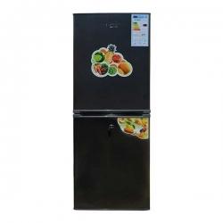 SMART TECHNOLOGY Réfrigérateur Combiné - STCB-190 - 160 Litres - Gris - Garantie 12 Mois
