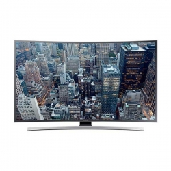 SAMSUNG LED SMART TV 55″ Ultra HD Incurvée – UA55JU6600KXLY - WIFI - HDMI - USB - Commande vocale - Garantie 12 MOIS