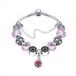 Bracelets à breloques style romantique