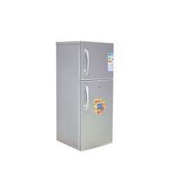Smart Technology Réfrigérateur Combiné 175L Gris/Blanc - STR-200H