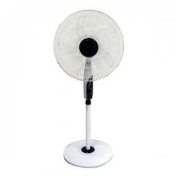 "Smart Technology Ventilateur Blanc 18"" - STV-18037A"