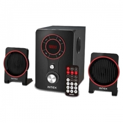 Intex WOOFER IT 211 TUFB - 2.1 M de l'ordinateur M / USB / FM / BT / AUX ( PAS DE GARANTIE SUR CET ARTICLE )
