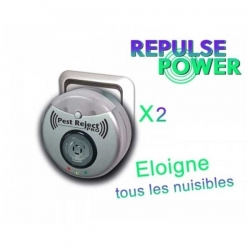 REPULSE POWER X2 - Téléshopping