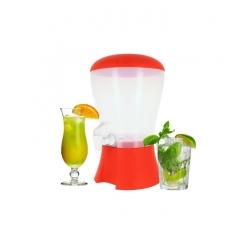 Fontaine à Eau, Distributeur de Boisson Cocktail Soda - Orange