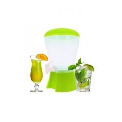Fontaine à boisson - Distributeur cocktail soda - Vert