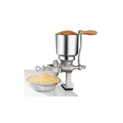 Kit Broyeur - Moulin manuel à Céréales, Grains, Café, Maïs, Poivre, Fruits à Coque