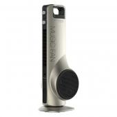 Rafraichir Une Piece Avec Un Ventilateur binatone ventilateur tower fan music 5000 avec télécommande- usb et