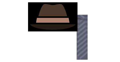 Chapeaux & Cravates
