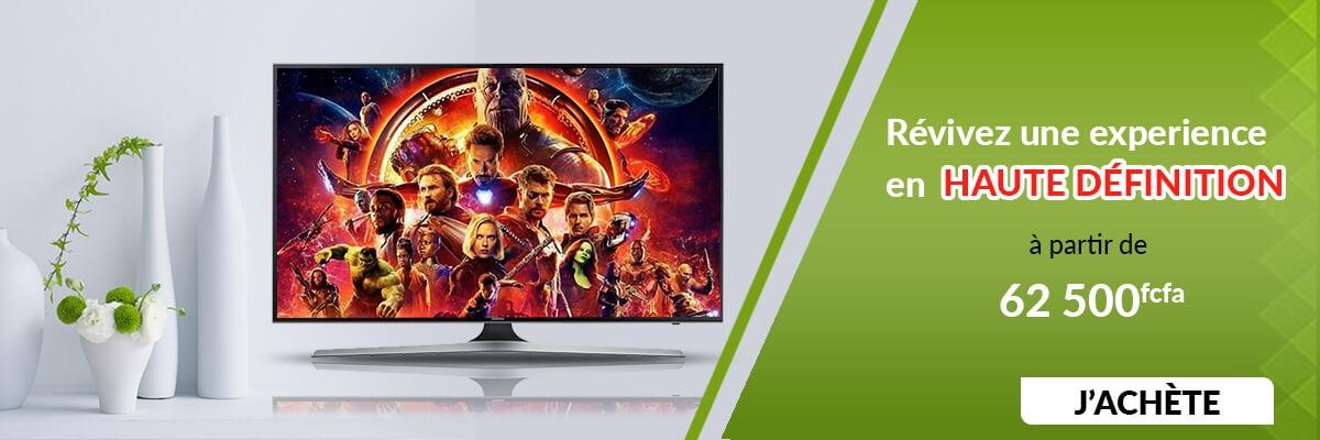 Télévision Full HD