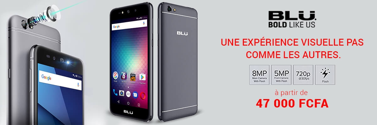 Téléphone & Smartphone BLU